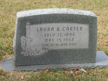 CARTER, LAURA B. - Denton County, Texas | LAURA B. CARTER - Texas Gravestone Photos