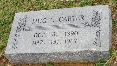 CARTER, MUG C. - Denton County, Texas | MUG C. CARTER - Texas Gravestone Photos