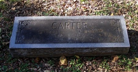 CARTER, PEAT CLAY - Denton County, Texas | PEAT CLAY CARTER - Texas Gravestone Photos