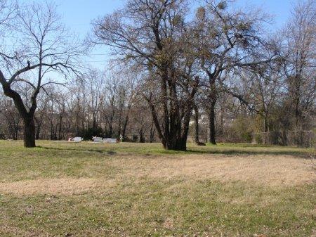*CEMETERY VIEW 2,  - Denton County, Texas |  *CEMETERY VIEW 2 - Texas Gravestone Photos