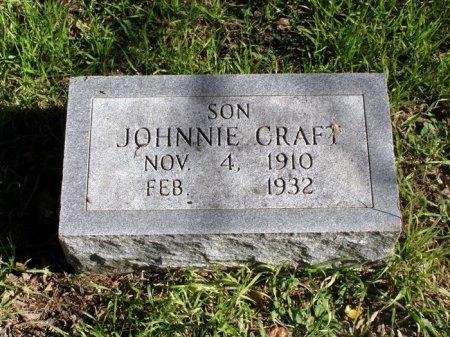 CRAFT, JOHNNIE - Denton County, Texas | JOHNNIE CRAFT - Texas Gravestone Photos
