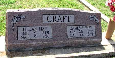 CRAFT, JAMES HENRY - Denton County, Texas   JAMES HENRY CRAFT - Texas Gravestone Photos