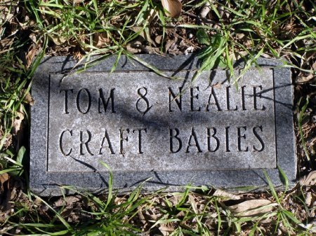 CRAFT, TOM - Denton County, Texas | TOM CRAFT - Texas Gravestone Photos