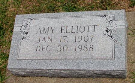 ELLIOTT, AMY - Denton County, Texas | AMY ELLIOTT - Texas Gravestone Photos