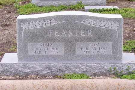 SEXTON FEASTER, ALMA - Denton County, Texas | ALMA SEXTON FEASTER - Texas Gravestone Photos