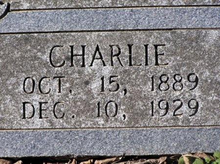 FOX, CHARLIE (CLOSE UP) - Denton County, Texas | CHARLIE (CLOSE UP) FOX - Texas Gravestone Photos