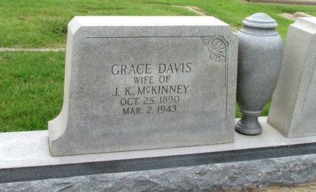 MCKINNEY, GRACE - Denton County, Texas | GRACE MCKINNEY - Texas Gravestone Photos