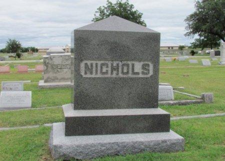 NICHOLS, FAMILY STONE - Denton County, Texas | FAMILY STONE NICHOLS - Texas Gravestone Photos