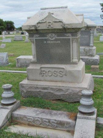 ROSS, FAMILY STONE - Denton County, Texas | FAMILY STONE ROSS - Texas Gravestone Photos