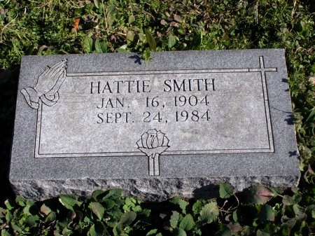 SMITH, HATTIE - Denton County, Texas | HATTIE SMITH - Texas Gravestone Photos