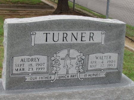 TURNER, WALTER - Denton County, Texas | WALTER TURNER - Texas Gravestone Photos