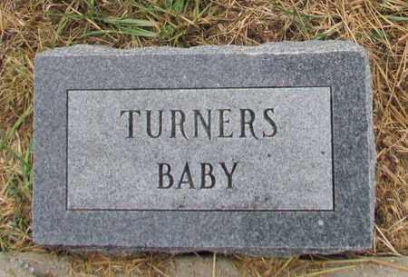 TURNER, BABY - Denton County, Texas | BABY TURNER - Texas Gravestone Photos