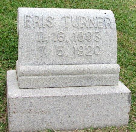 TURNER, ERIS - Denton County, Texas | ERIS TURNER - Texas Gravestone Photos