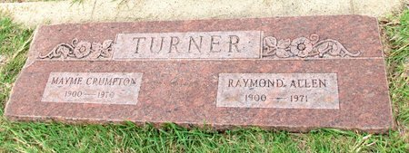 TURNER, RAYMOND ALLEN - Denton County, Texas | RAYMOND ALLEN TURNER - Texas Gravestone Photos