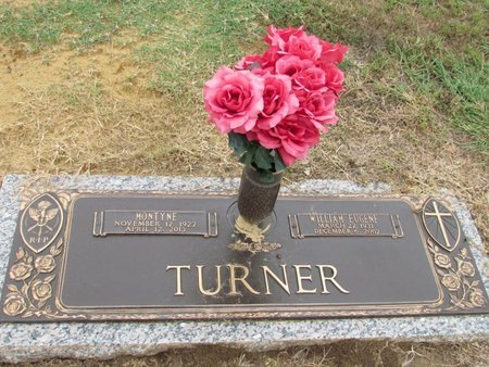 TURNER, MONTYNE - Denton County, Texas | MONTYNE TURNER - Texas Gravestone Photos