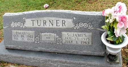 TURNER, PAULINE - Denton County, Texas | PAULINE TURNER - Texas Gravestone Photos