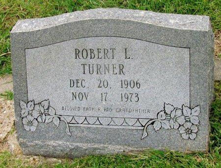 TURNER, ROBERT L. - Denton County, Texas | ROBERT L. TURNER - Texas Gravestone Photos