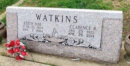 WATKINS, EDITH MAE - Denton County, Texas   EDITH MAE WATKINS - Texas Gravestone Photos