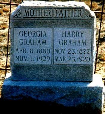 GRAHAM, HARRY - Dimmit County, Texas | HARRY GRAHAM - Texas Gravestone Photos