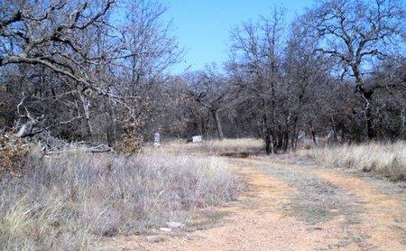 * ENTRANCE,  - Eastland County, Texas    * ENTRANCE - Texas Gravestone Photos