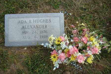 STAGNER ALEXANDER, ADA B - Eastland County, Texas   ADA B STAGNER ALEXANDER - Texas Gravestone Photos