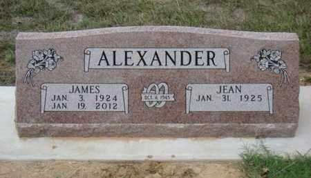 ALEXANDER, JAMES - Eastland County, Texas   JAMES ALEXANDER - Texas Gravestone Photos