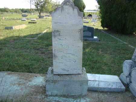 HOUCK ARMOUR, MARTHA LOUISE - Eastland County, Texas   MARTHA LOUISE HOUCK ARMOUR - Texas Gravestone Photos