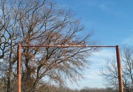 *CEMETERY SIGN,  - Eastland County, Texas |  *CEMETERY SIGN - Texas Gravestone Photos