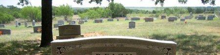 *CEMETERY VIEW,  - Eastland County, Texas |  *CEMETERY VIEW - Texas Gravestone Photos