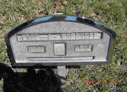 CRABTREE, EARL W. - Eastland County, Texas | EARL W. CRABTREE - Texas Gravestone Photos