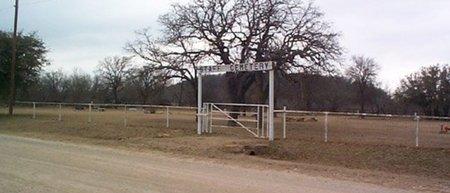 *ENTRANCE & SIGN,  - Eastland County, Texas |  *ENTRANCE & SIGN - Texas Gravestone Photos