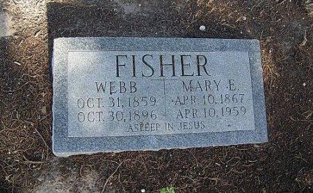 ACKER FISHER, MARY ETTA - Eastland County, Texas | MARY ETTA ACKER FISHER - Texas Gravestone Photos