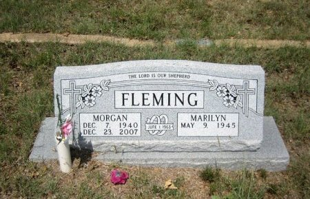FLEMING, MORGAN - Eastland County, Texas   MORGAN FLEMING - Texas Gravestone Photos