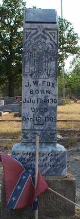 FOX, JAHIEL WYATT - Eastland County, Texas | JAHIEL WYATT FOX - Texas Gravestone Photos