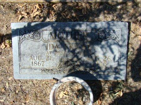 FRICKE, IDA - Eastland County, Texas | IDA FRICKE - Texas Gravestone Photos