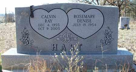 HART, CALVIN RAY - Eastland County, Texas | CALVIN RAY HART - Texas Gravestone Photos