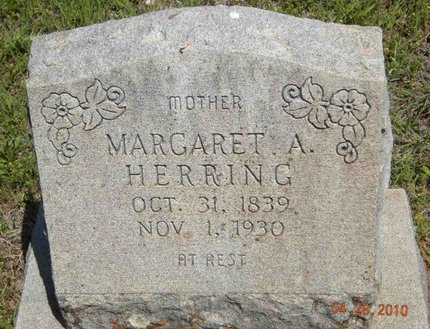 HERRING, MARGARET A. - Eastland County, Texas   MARGARET A. HERRING - Texas Gravestone Photos