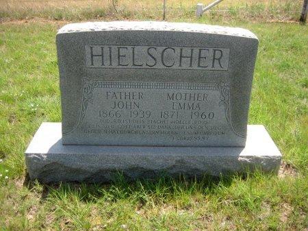 HIELSCHER, JOHN - Eastland County, Texas | JOHN HIELSCHER - Texas Gravestone Photos