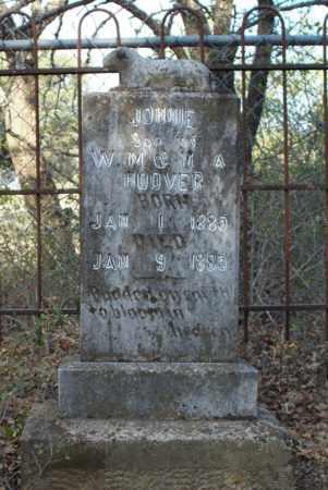 HOOVER, JOHNIE - Eastland County, Texas | JOHNIE HOOVER - Texas Gravestone Photos