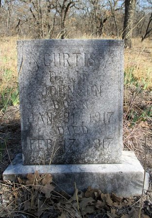 JOHNSON, JR, CURTIS DANIEL - Eastland County, Texas   CURTIS DANIEL JOHNSON, JR - Texas Gravestone Photos