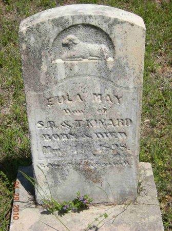 KINARD, EULA MAY - Eastland County, Texas | EULA MAY KINARD - Texas Gravestone Photos
