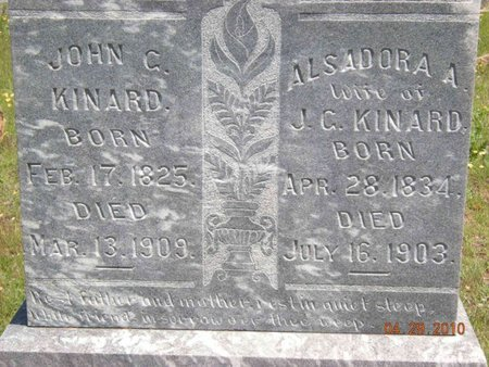 KINARD, ALSADORA A. - Eastland County, Texas | ALSADORA A. KINARD - Texas Gravestone Photos