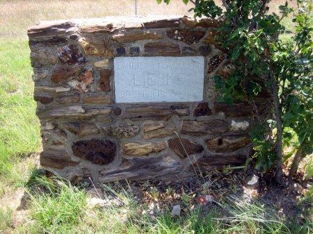 LIESKE, AUGUST - Eastland County, Texas | AUGUST LIESKE - Texas Gravestone Photos