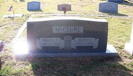 ZIMMERMAN MCCLURE, BERTHA VIOLA - Eastland County, Texas | BERTHA VIOLA ZIMMERMAN MCCLURE - Texas Gravestone Photos