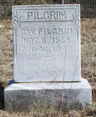 PILGRIM, G W - Eastland County, Texas | G W PILGRIM - Texas Gravestone Photos