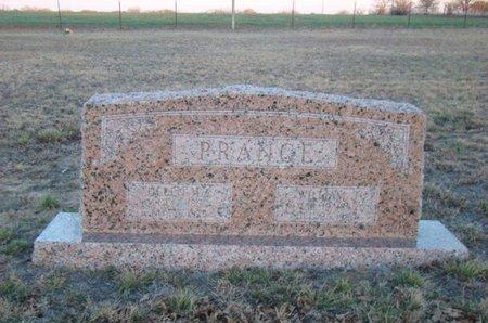 PRANGE, HELEN IDA - Eastland County, Texas | HELEN IDA PRANGE - Texas Gravestone Photos