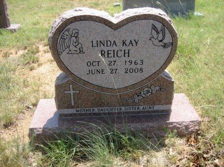 REICH, LINDA KAY - Eastland County, Texas | LINDA KAY REICH - Texas Gravestone Photos
