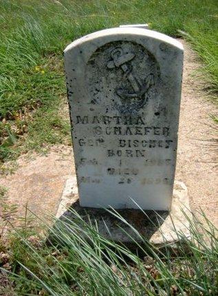 SCHAEFER, MARTHA - Eastland County, Texas   MARTHA SCHAEFER - Texas Gravestone Photos