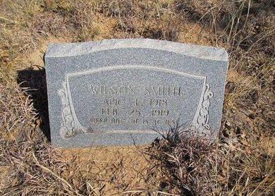 SMITH, WILSON - Eastland County, Texas   WILSON SMITH - Texas Gravestone Photos