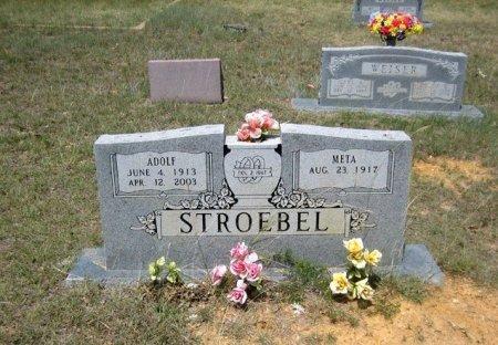 STROEBEL, ADOLF - Eastland County, Texas   ADOLF STROEBEL - Texas Gravestone Photos